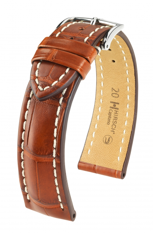 watch strap Hirsch Capitano