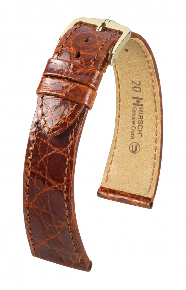 watch strap Genuine Croco