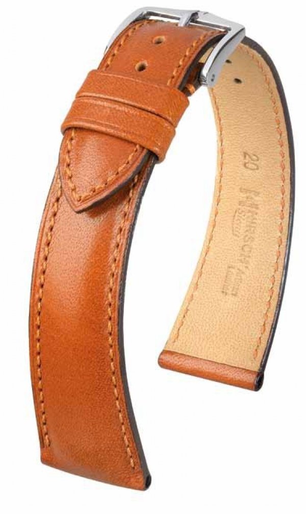 watch strap Hirsch Siena