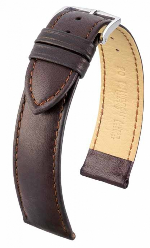 watch strap Hirsch Merino